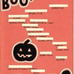 "Halloween Mad Libs®.  Title: ""Ghost Story"""