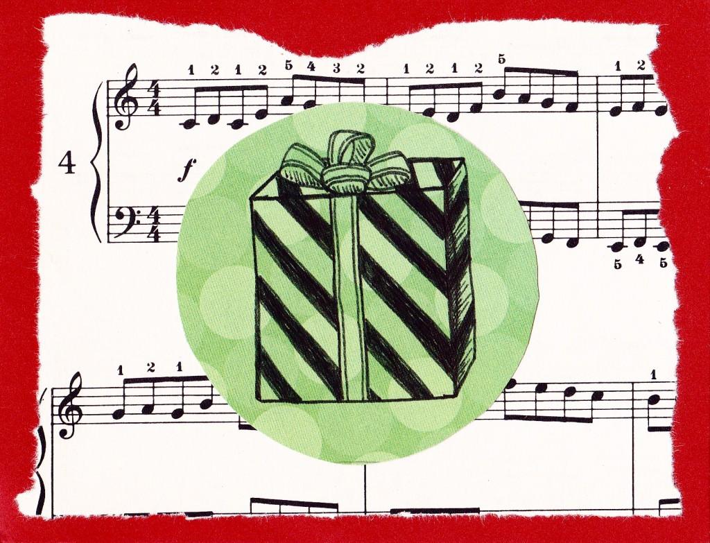Christmas card (Present)