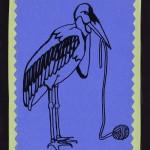 Maribu Stork card