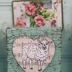 Barnyard block -SHEEP-