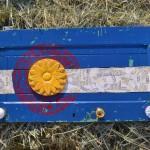 Colorado Flag hanger