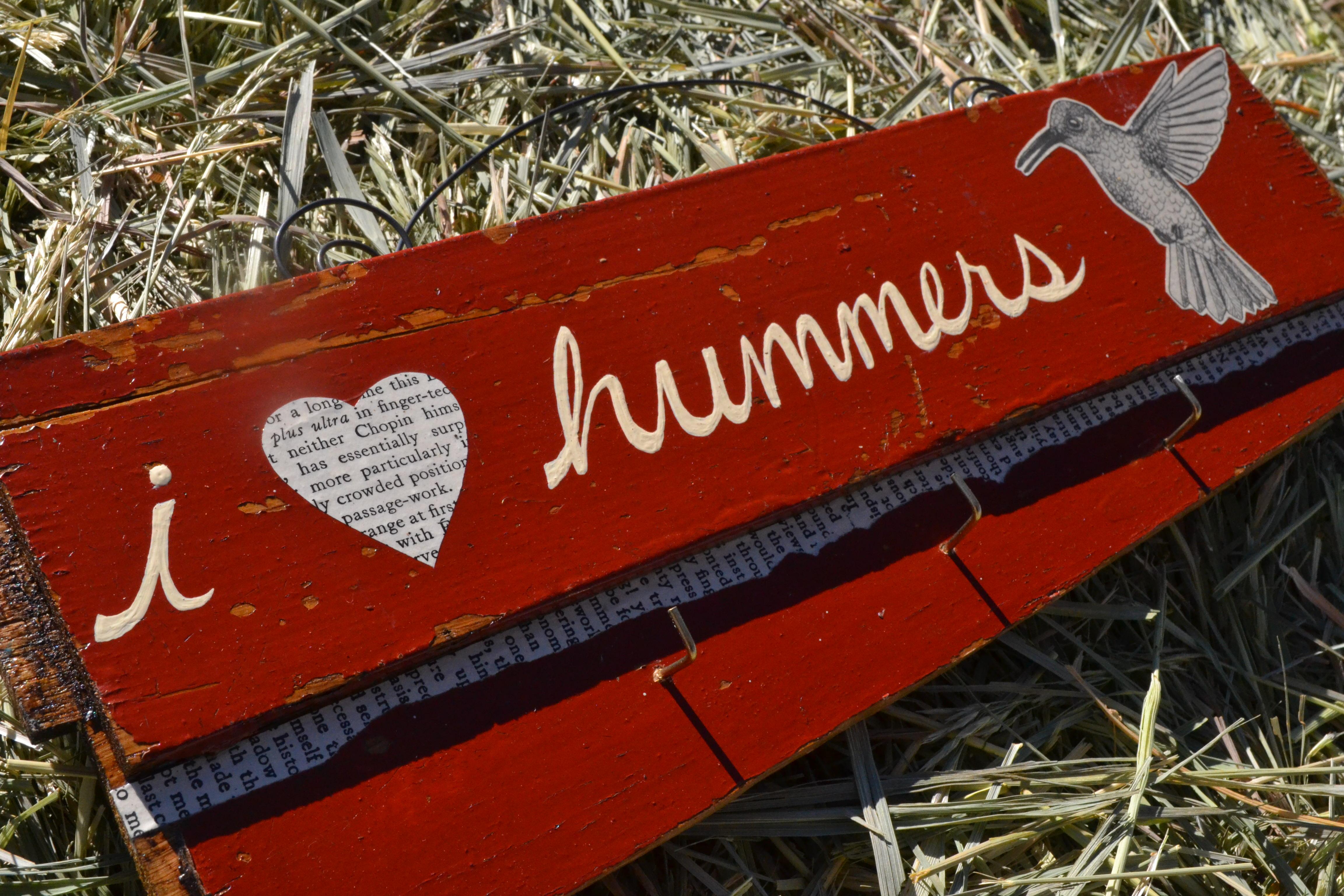 I Heart Hummers (sm)