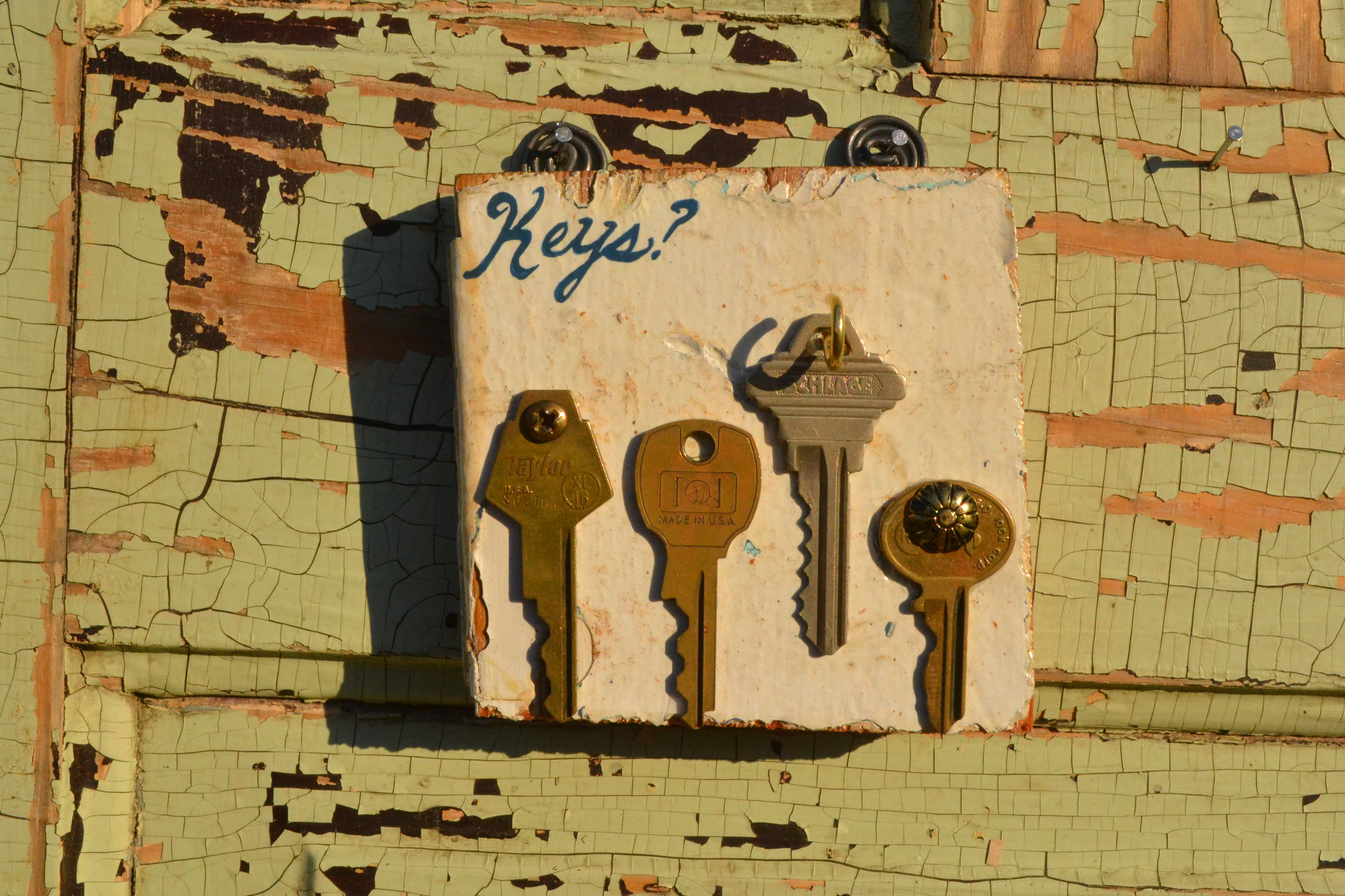 Keys?