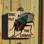 Take out the garbage