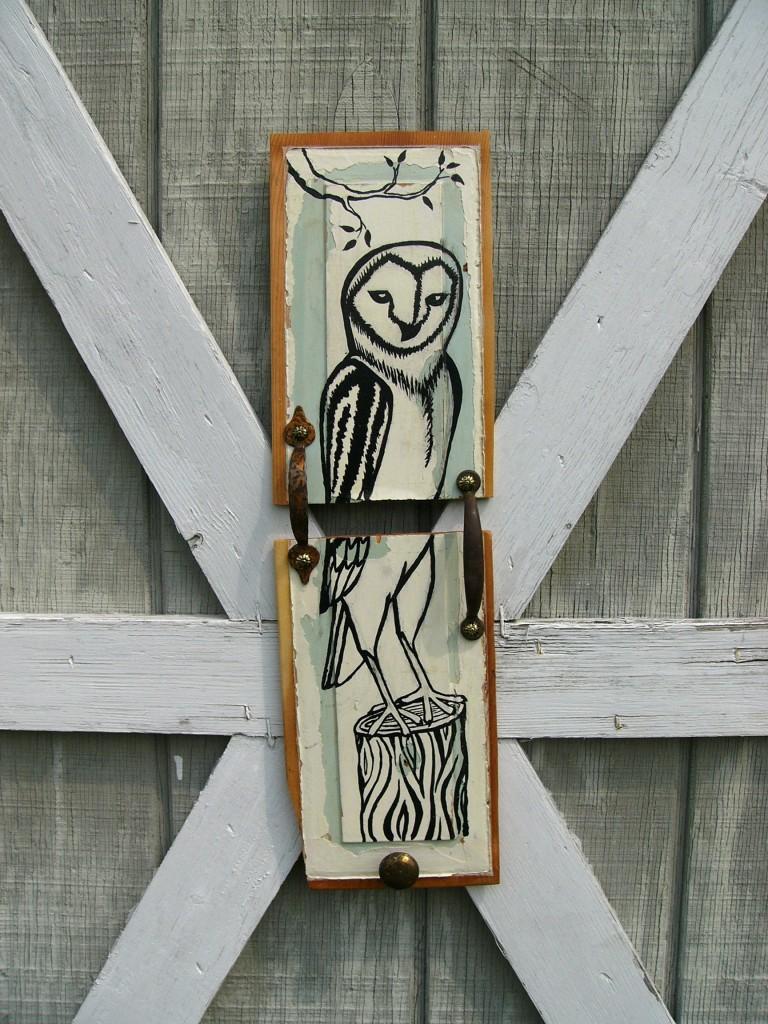 Barn Owl hanger