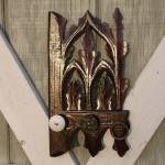 Ornate Wood hanger