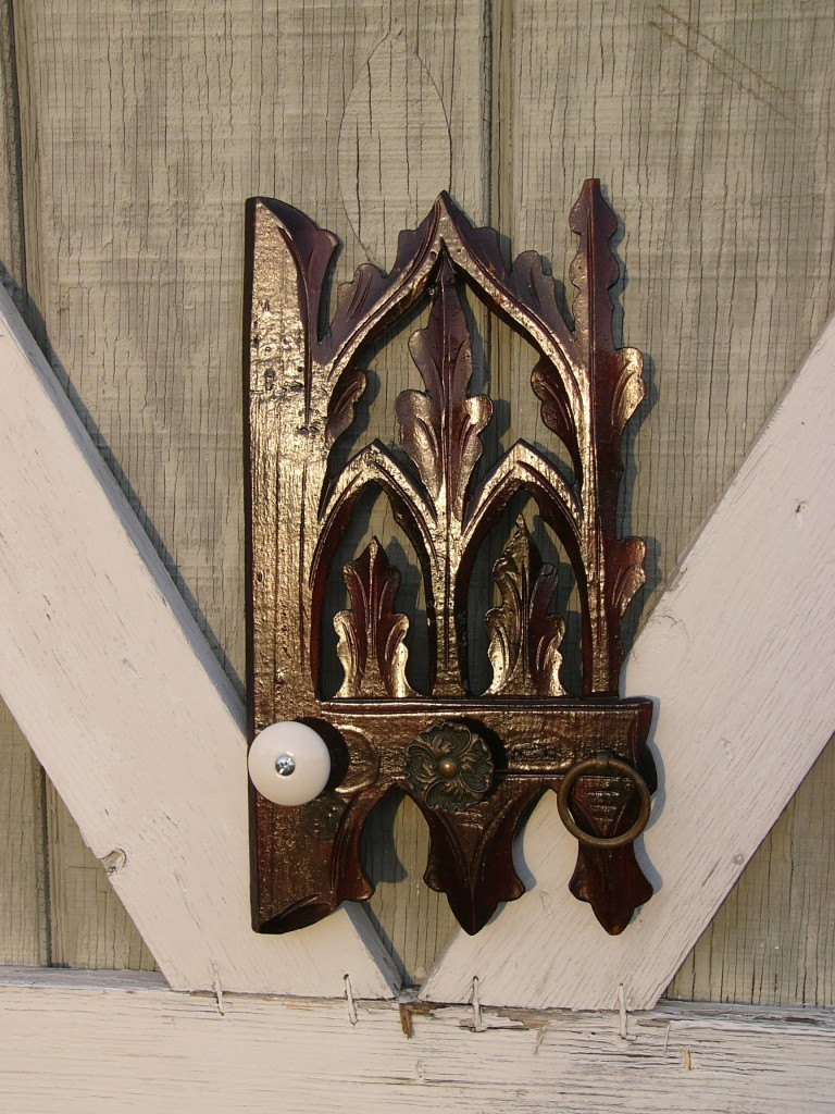 Ornate Wood hanger
