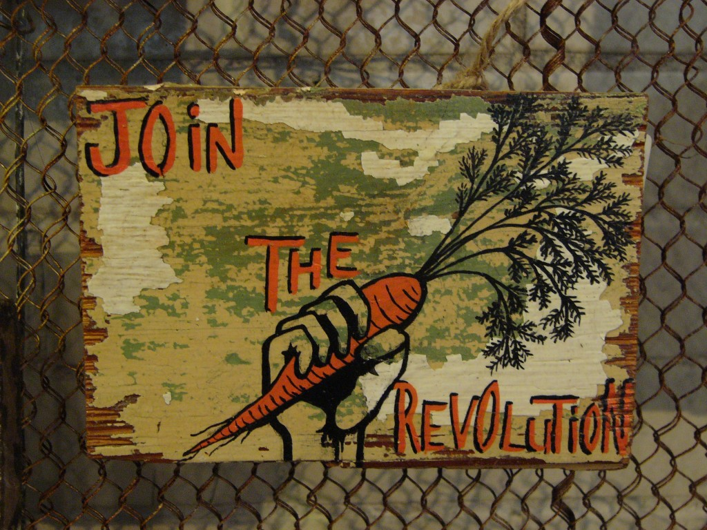 Join the (Food) Revolution