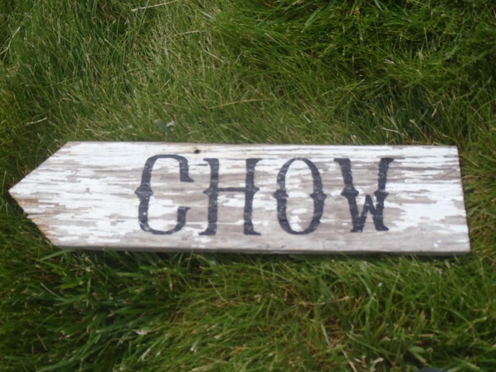 Barn Wood sign