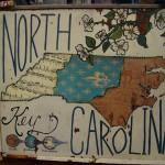 North Carolina regions piece