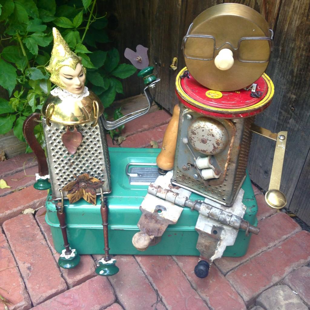 Eve & the Tin Man